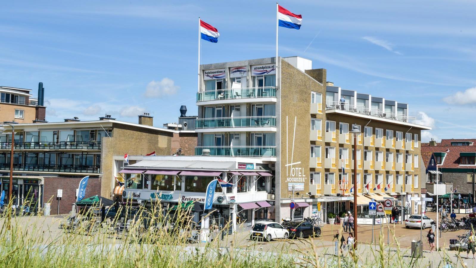 Offizielle Website Von Hotel Noordzee In Katwijk Willkommen